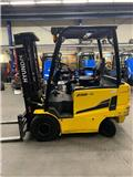 Hyundai 25 B - 9, 2017, Electric forklift trucks