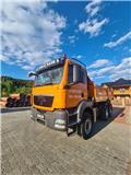 MAN TGS26.440, 2011, Kiperi kamioni