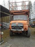 MB 1513, 1973, Darus teherautók