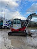 Takeuchi TB280FR, 2015, Midi excavators  7t - 12t
