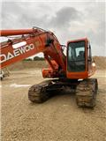 Daewoo Doosan Solar 170, 2002, Crawler excavators