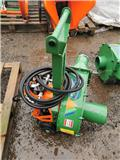 Posch Tractor Hydraulic Sawdust Extractor, 2017, Wood splitters and cutters