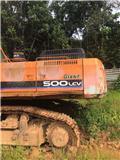 Doosan 500, 2009, Excavadoras 7t - 12t