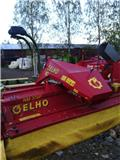 Elho 3700 FRONT+TAAKSEAJOVARUST., 2010, Mower-conditioners