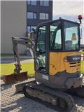 Volvo ECR 25 D, 2014, Mini Excavators <7t (Mini Diggers)