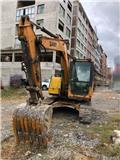 Sany SY 75、2011、履帶式挖土機(掘鑿機,挖掘機)