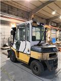 TCM FD40, 1997, Dieseltrukit