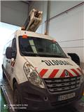 Renault Master, 2011, Camion nacelle