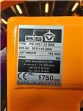 BSV lavahaarukka PG 120/1.75 SSB, Load handling accessories