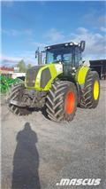 CLAAS Axion 850, 2008, Mga traktora