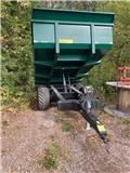 Palmse D1000E, 2017, Dump trailers