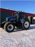 New Holland TG 285, 2005, Traktori
