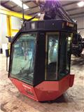 Valmet 911.1, 2000, Cabins and interior