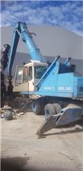 Fuchs MHL 340、1995、廃棄物/工業産廃処理機