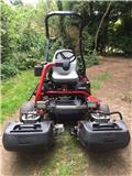 Toro Greensmaster TriFlex 3420 Hybrid, 2012, Stand on klipper