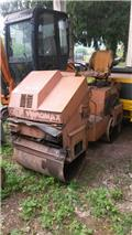 Case W102, 1990, Twin drum rollers