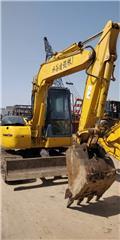 Komatsu PC78US, 2015, Mini excavators  7t - 12t