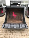 Tieflöffel Oilquick OQ 70/55 - 120cm-BKL:18-22T, Acessórios Retroescavadoras