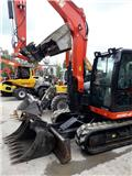 Kubota KX 080-4, 2017, Mini excavators  7t - 12t