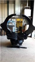 mittlere Klammbank Seilspannung, Andre komponenter
