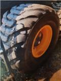 Nokian Fk 750/55/26.5, Tyres, wheels and rims