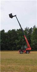 Manitou 1635, 2006, Teleskopiniai ratiniai krautuvai