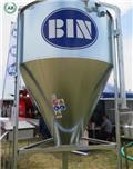 BIN Futtersilo 5m3/Feed silos 3 t / Зернохранилище, 2021, Silosy