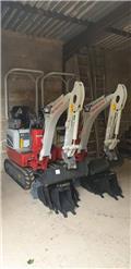Takeuchi TB210R, 2019, Mini excavators < 7t (Mini diggers)