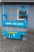 Genie GS 1930, 2007, Radne platforme na makaze