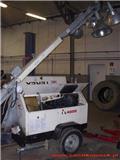 Terex RL 4000, 2005, Torres de iluminación