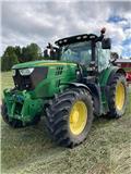 John Deere 6150 R, 2014, Traktoren