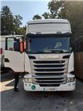 Scania R 450 LA, 2017, Traktorske jedinice