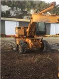 Case Poclain 688, 1993, Wheeled excavators