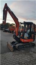 Kubota KX 101-34 HI inkl Powertilt HS03, 2018, Mini Excavators <7t (Mini Diggers)