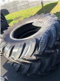 Michelin 710/75R42, Шины и колёса