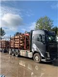 Volvo FH13 540، 2015، شاحنات أشجار