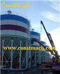 Constmach 1000 Tonnes Capacity CEMENT SILO, 2018, Betonfertigungssanlagen