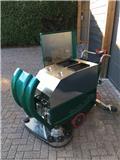 Schrobmachine Gansow G-matic, 2010, Scrubber dryers