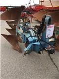 Överum Växelplog 3-skär, Reversible ploughs