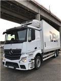 Mercedes-Benz Actros 2551 6x2*4, 2016, Skåpbilar Kyl/Frys/Värme