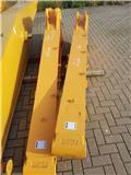 Hyundai Stick - Robex 160 W-9 A, Backhoes, Construction
