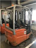 BT C3 E 160, 2010, Electric Forklifts