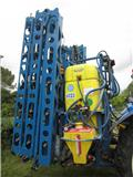 Delvano HDV 8, 2010, Trailed sprayers