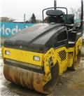 Bomag BW 100 AD, 2008, Twin drum rollers