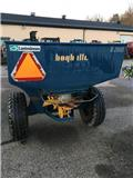 Bogballe B-2000, Mineral spreaders