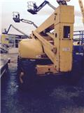 Haulotte HA 20 PX, 2000, Articulated boom lifts