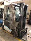 UniCarriers TX4-16, 2016, Electric forklift trucks
