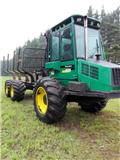 Timberjack 1010B, 2000, Forwarders