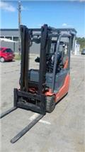 Toyota 8 FB ET 16, 2013, Electric Forklifts