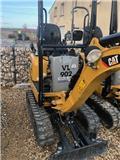 Caterpillar 300.9 D, 2020, Mini Excavators <7t (Mini Diggers)